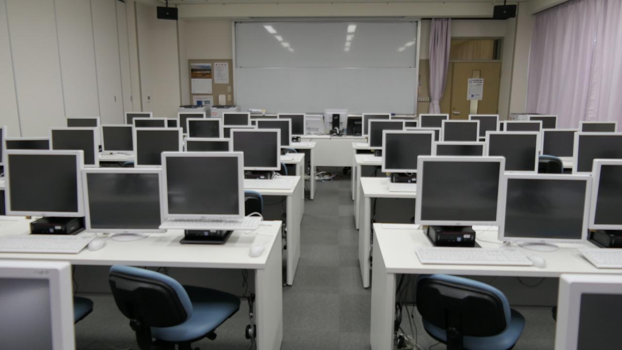 コンピュータ演習室Ⅱ